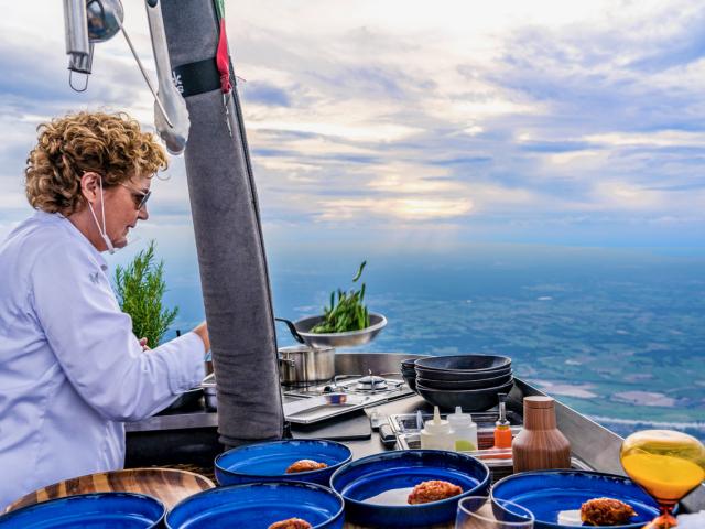 Michelin restaurant-hoog niveau-exclusief-Meesterkok Schmeinck